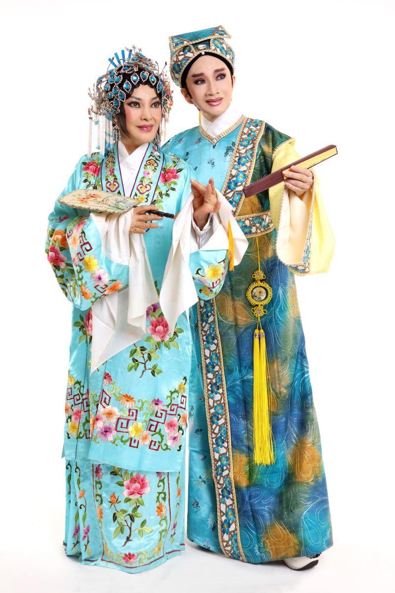 1015新聞照片:王蘭花飾演陳三林美香飾演五娘
