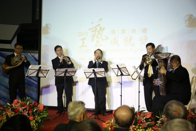 表演團體-葉樹涵銅管五重奏樂團