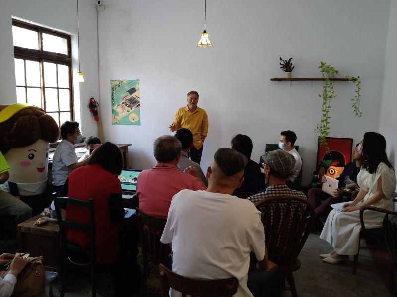 公會堂的歷史由潘國正老師娓娓敘來