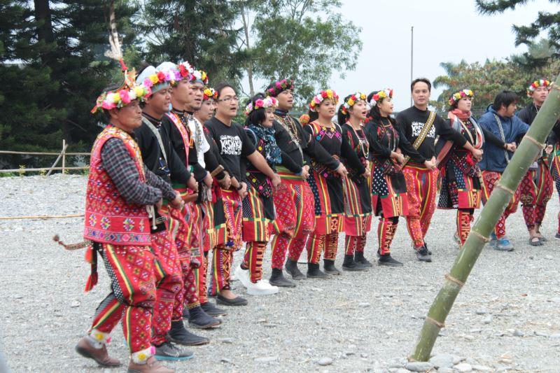卑南族大獵祭有著團聚與傳承的意味,是該族最重要的祭典。