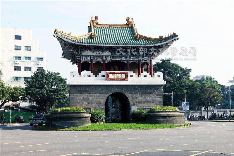 The Old Gates of Taipei City10
