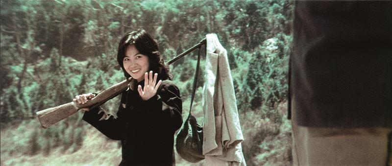 喜歡唱歌的秀蘭與會作詞譜曲的長榮一見鍾情,然而,負責前來監督林場的橫山少佐也愛上了美麗的秀蘭。