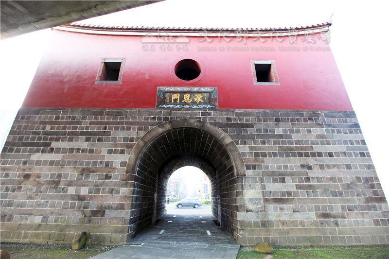 Les anciennes Portes de la ville de Taipei 05