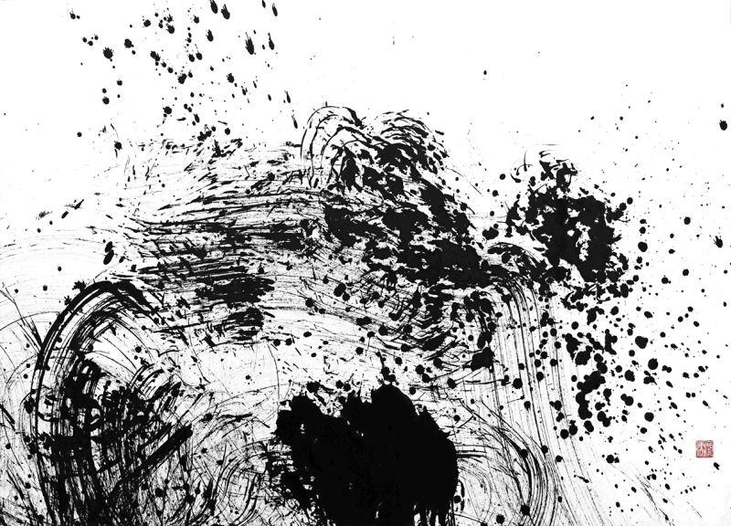 Julie Hsieh 《Wind Shadow》(2018)