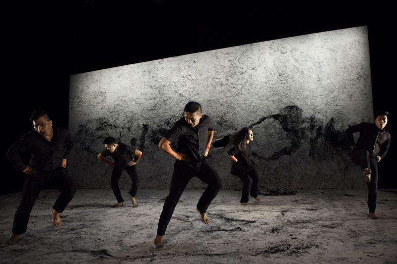 TAI身體劇場《尋,山裡的祖居所》©TAI身體劇場Ken Wang