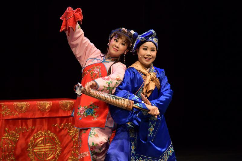 財團法人廖瓊枝歌仔戲文教基金會-108年演出《陳三五娘》劇照