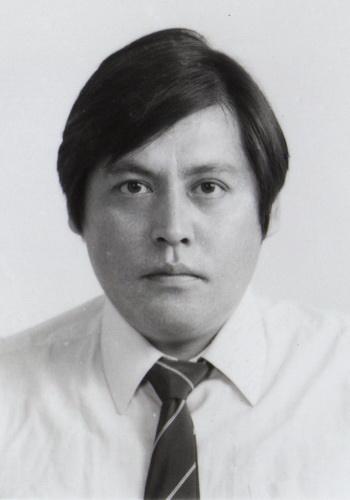 伊替.達歐索(根阿盛)肖像照(來源/山海文化雜誌社)