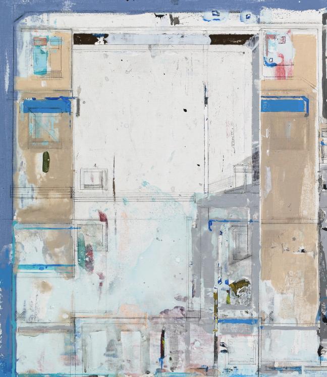 CHEN Chien-Jung〈Landscape 97〉 Detail