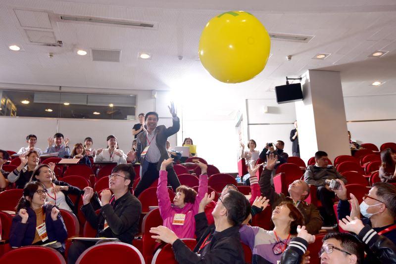 臺灣首次辦理全國性的社區營造會議,希望藉此喚起公民力量,最終形成以社會改造為目標的新運動。