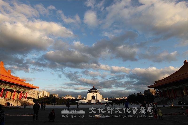 Parc mémorial de la démocratie de Taiwan 01