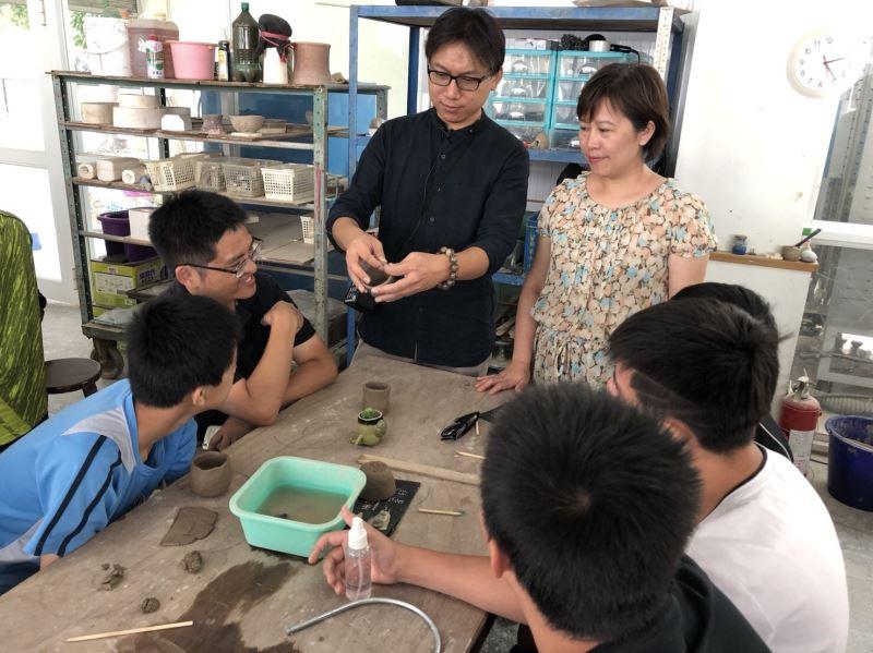 民眾陶藝體驗
