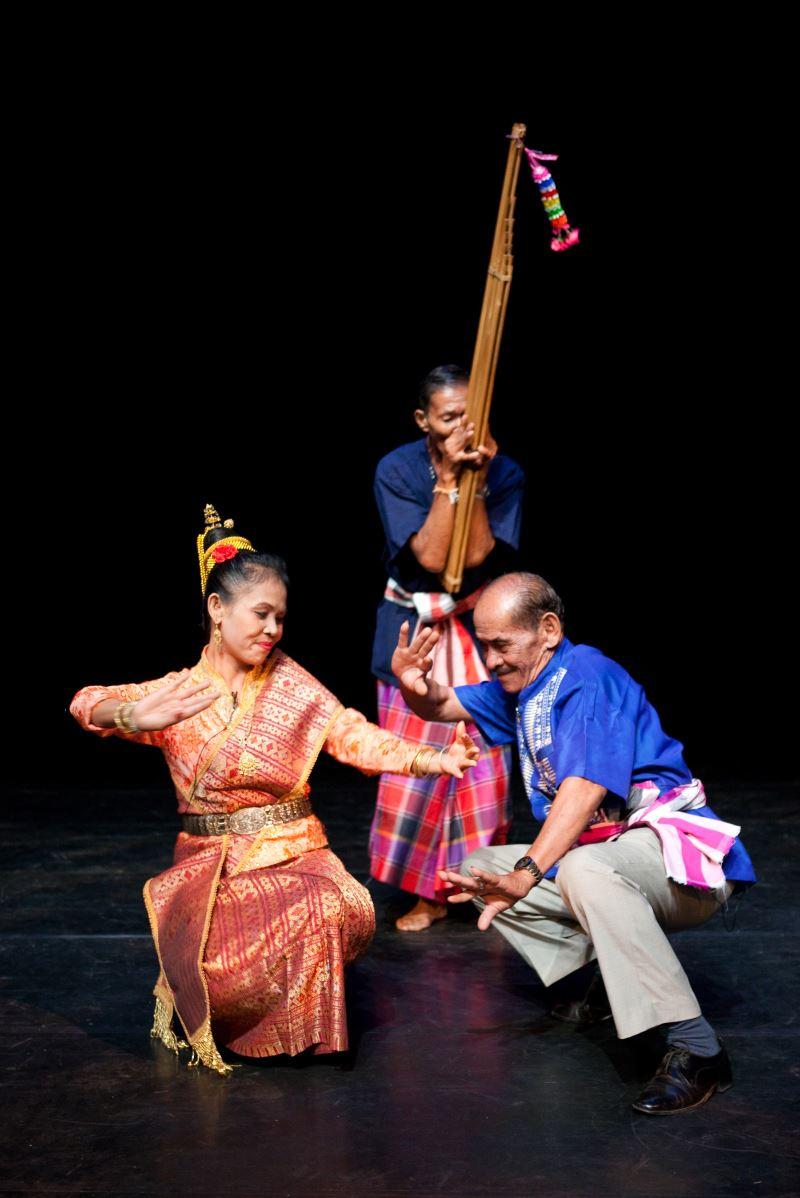 2009亞太東南亞寮國薩瑪藝術團
