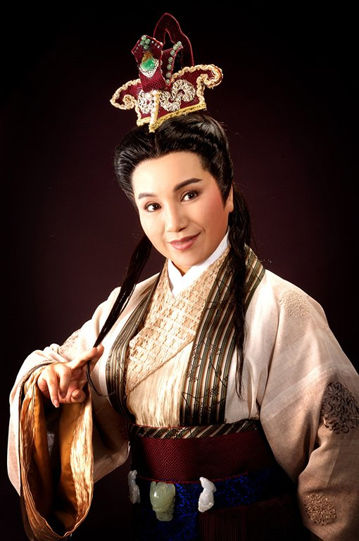 "A scene in "" The Symphony of Fate "" (2006).( Tang Mei-yun as Zhao Zhan)"