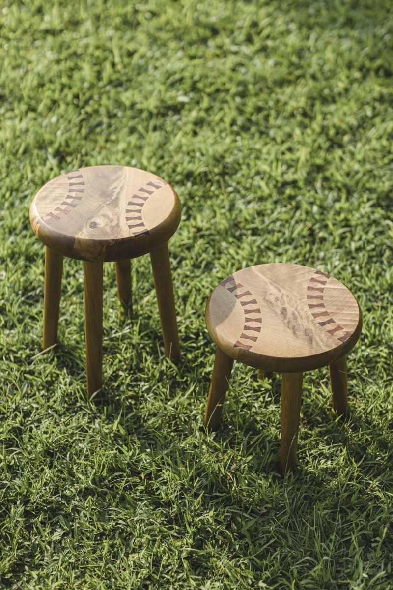 綠筑工程有限公司_KANO棒球椅