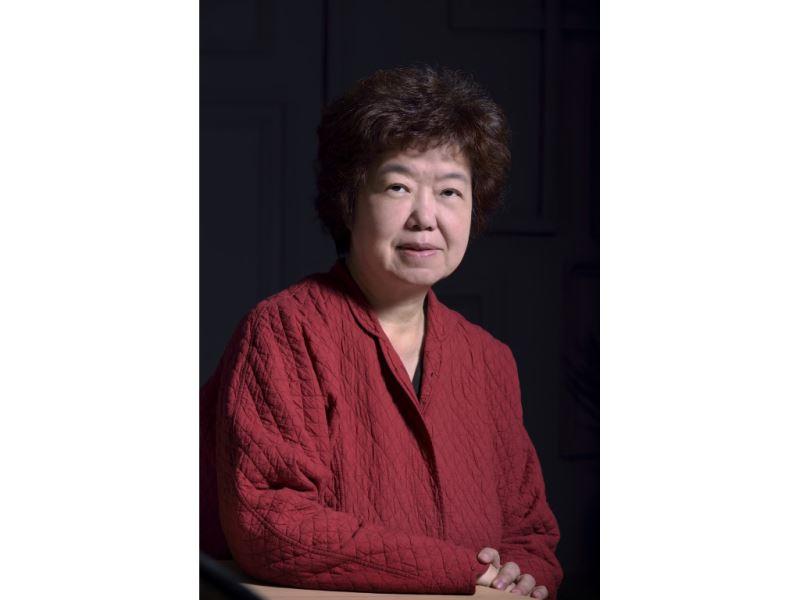 Theater scholar Wang An-chi.