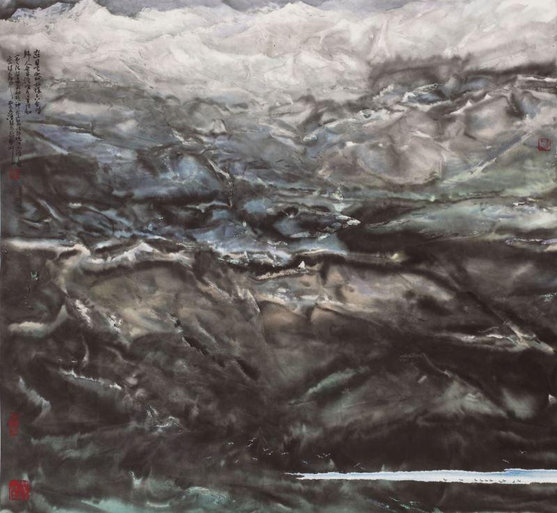 秘境-林章湖作品