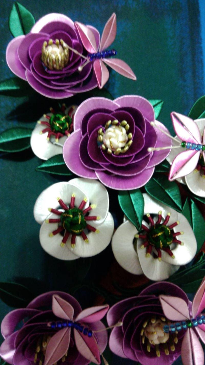 纏花-花團錦簇