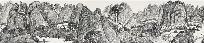 Jang Guang-bin〈Infinity〉Detail