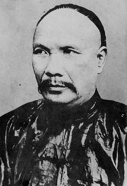 Photo of Qiu Fengjia (Source: Wordpedia.com Co., Ltd.)
