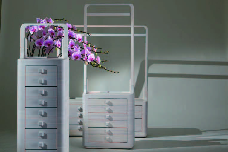 Storage Cabinet Series ( Yeong Jin Furniture Factory Corp., Ltd.)