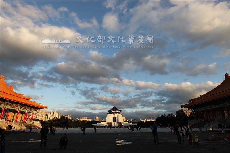 Taiwan Democratic Memorial Park01
