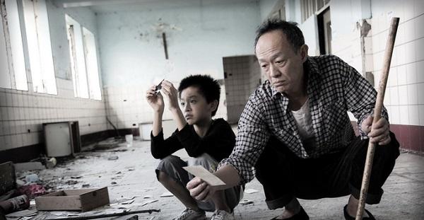 Xiang, un niño de 10 años, está pasando apuros: