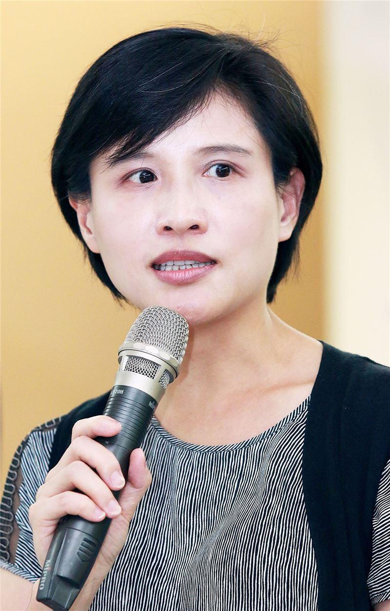 文化部部長鄭麗君今日舉辦就任記者會,闡述施政理念