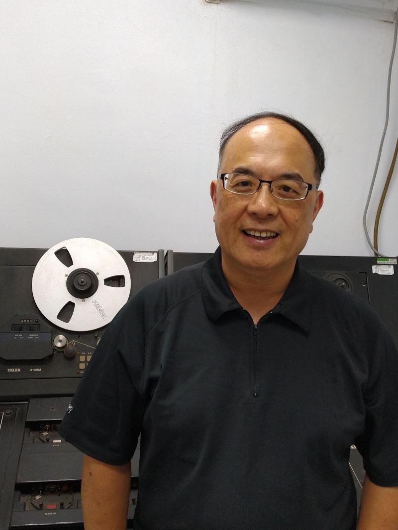 TFAI Chairman Lan Tsu-wei.