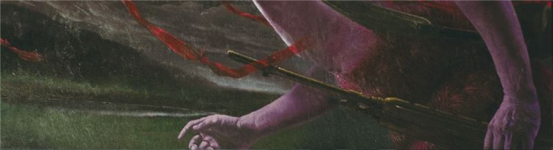 KUO Wei-Kuo〈Red Ribbon〉Detail