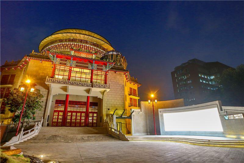 國立臺灣工藝研究發展中心當代工藝設計分館外觀圖