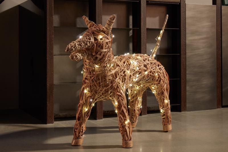 王生輝在香港參展的作品《臺灣土狗》。