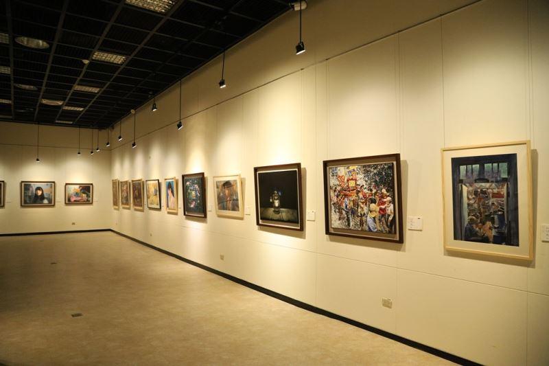 中正紀念堂展覽現場 (2)