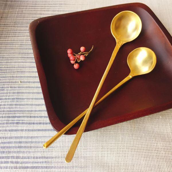 黃銅湯匙課程