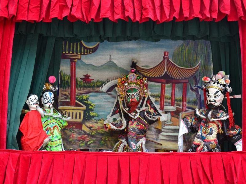 高州市木偶戲傳習所《高州木偶劇單人秀》