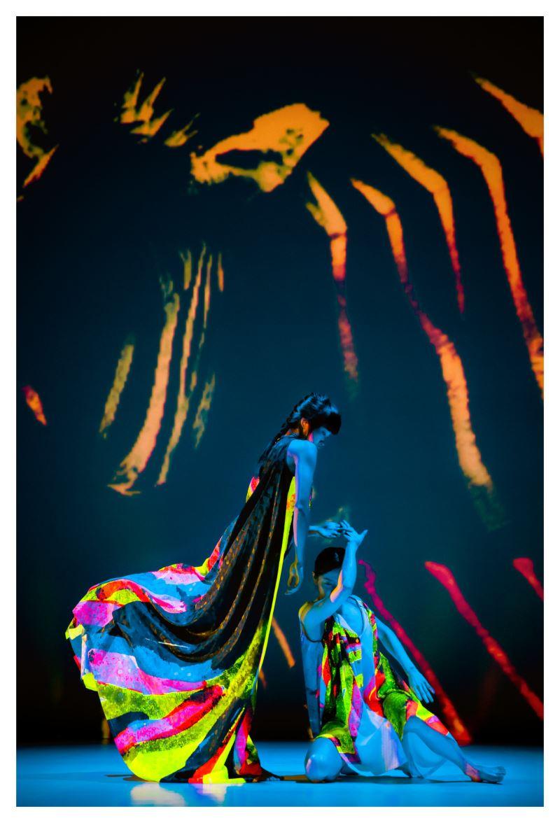 雲門舞集《十三聲》攝影:李佳曄