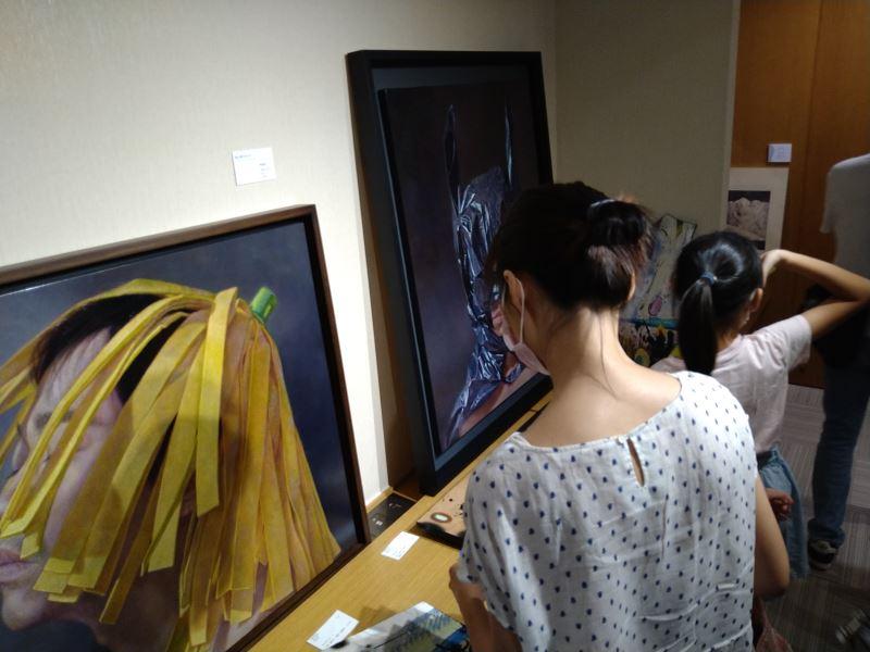 台中藝博會展覽現場 (10)