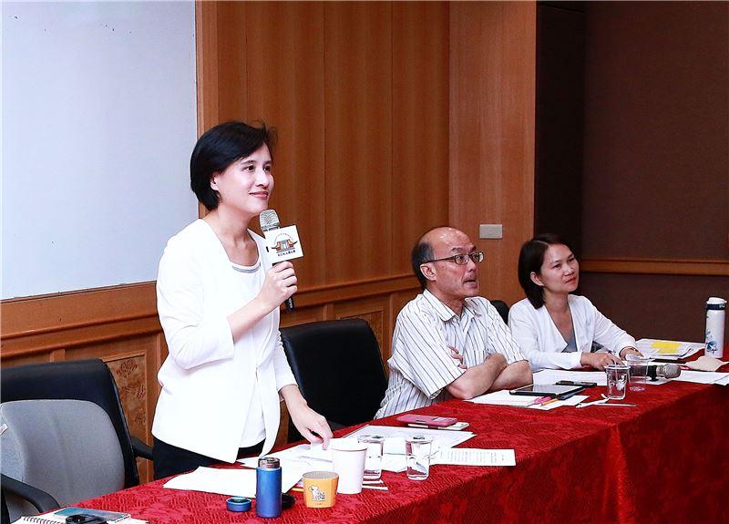 文化部長鄭麗君親自主持建置票房統計系統公聽會,聽取各方意見