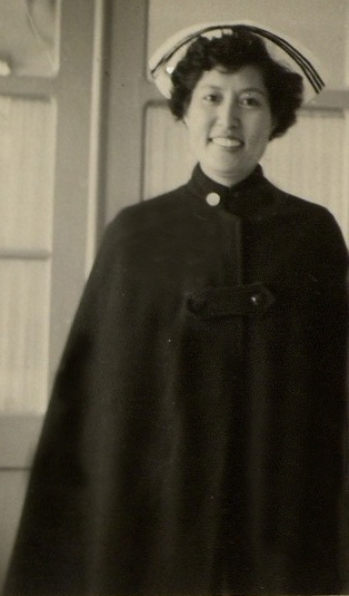 陳翠玉為台灣第一位擁有大學學位的護士