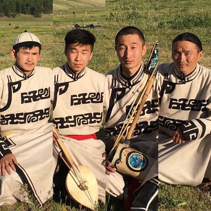 圖瓦共和國Ezengi《馬背上的音樂》