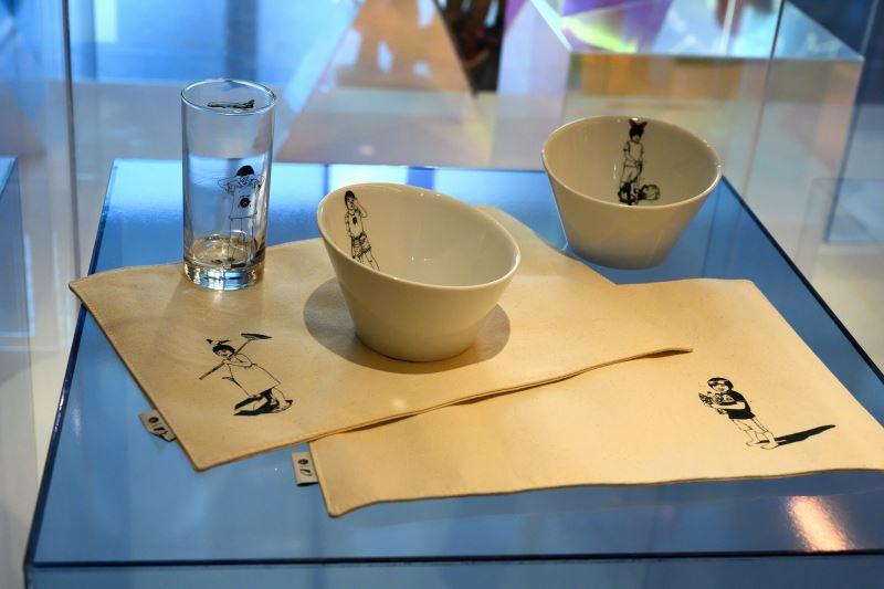 國美館「玩形變奏曲」即日至12月15日於新莊聯合辦公大樓(南棟)文化部一樓藝廊展出