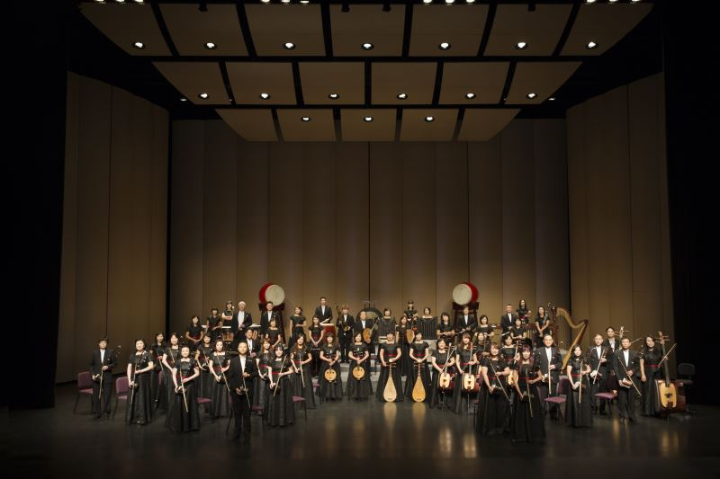 108年12月21日臺灣國樂團《弦情旅記》音樂會歲末溫馨登場,致力追求「細緻」、「深耕」與「創新」三個目標。