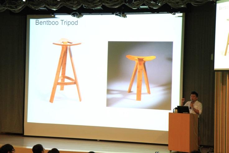 Bentboo Tripod案例