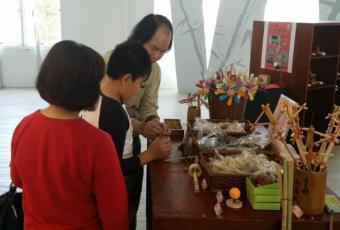 4F童玩工坊-教你認識竹製童玩