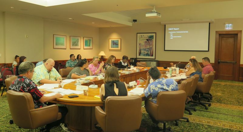 史前館代表臺灣國立博物館參與2020年太平洋藝術節委員會籌備會議
