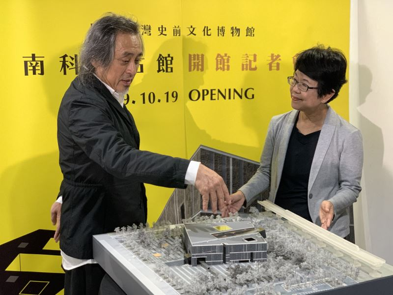 Architect Kris Yao.