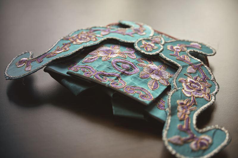 林茂賢所蒐羅的服裝、道具。