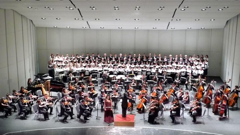 國臺交赴美巡演第一站 優美音樂詩篇奏響舊金山 超過兩千聽眾聆賞感動