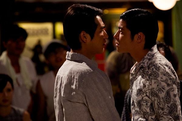 卻偶然邂逅陷入低潮的編劇才子劉奇生,因而獲得演出機會,得以一親偶像萬寶龍的芳澤!