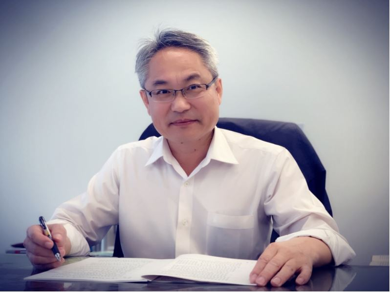 New Director of the Department of Cultural and Creative Development, Jiang Qing-song