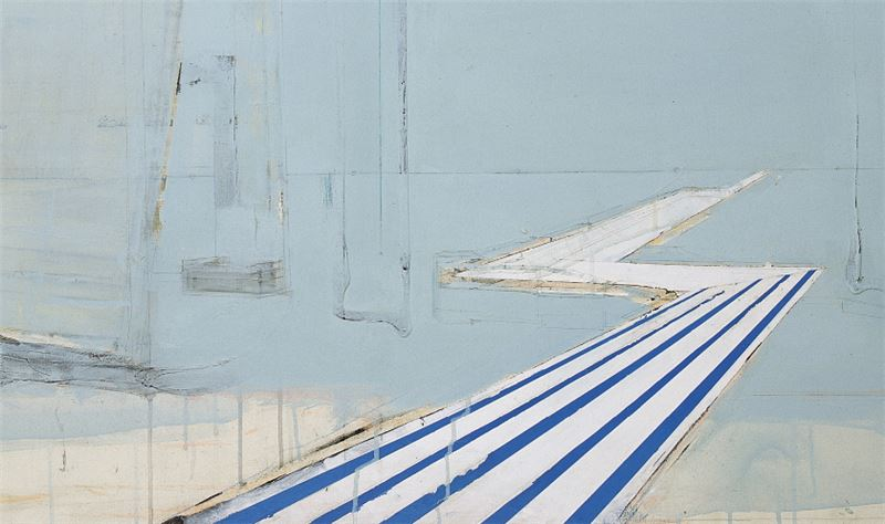 CHEN Chien-Jung〈Sky Blue XI〉 Detail